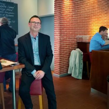 Dennis Schmidt, Berater und Konzeptioner bei GM-W