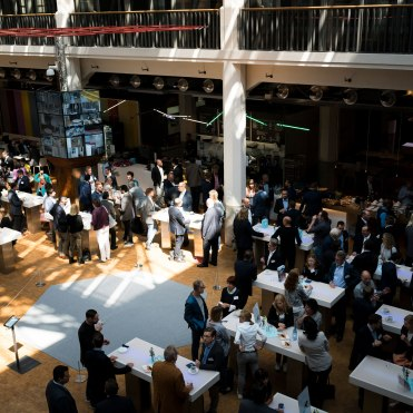 OMN Innovation Day 2019 im ZKM Karlsruhe [Bildquelle: onlinemedianet.de]